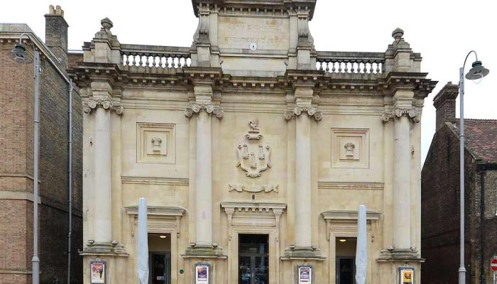 King's Lynn Corn Exchange Theatre