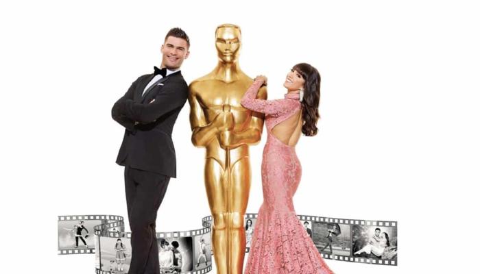 Aljaz & Janette - Remembering The Oscars
