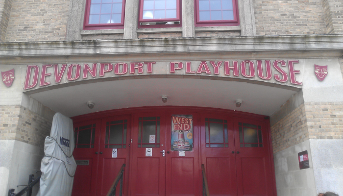 Devonport Playhouse Theatre