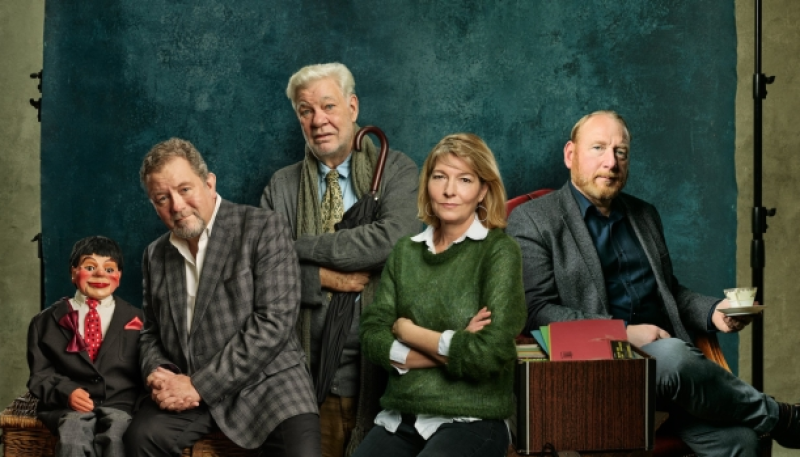 Four Peter Barnes monologues featuring an all-star cast are set to be streamed next month