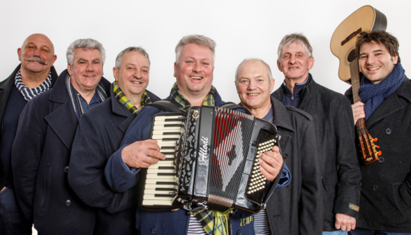 Fishermans Friends The Musical set to premiere this autumn