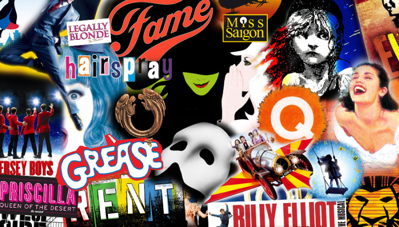 The BBC has revealed the top 20 musical numbers of all time