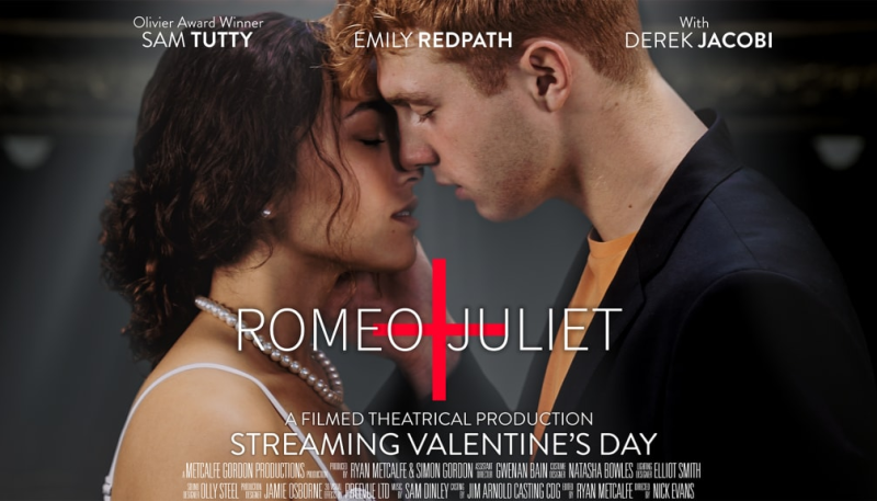 Romeo and Juliet The Online Stream is on sale now