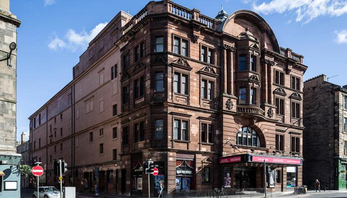 Kings Theatre Edinburgh