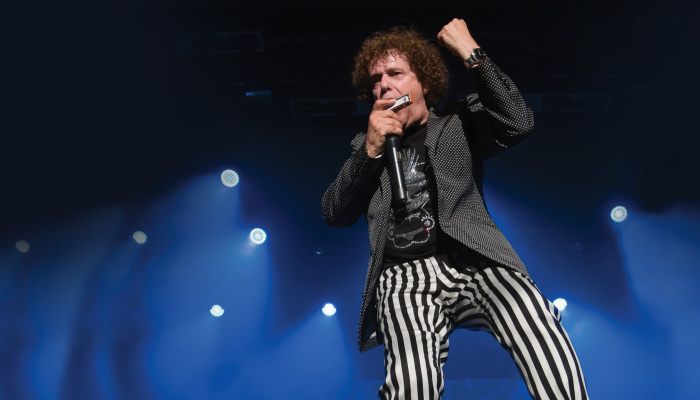Leo Sayer:The Show Must Go On-50th Anniversary Show