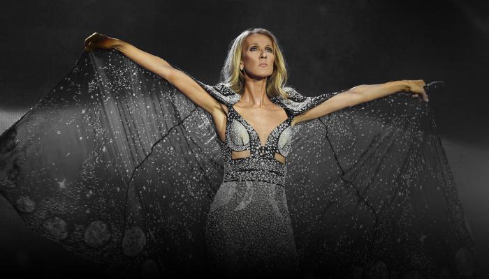 Celine Dion - Official Platinum Tickets