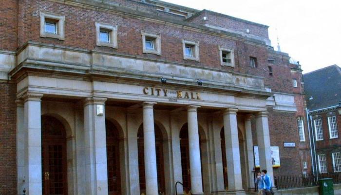 O2 City Hall Newcastle