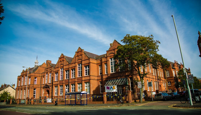 Newhampton Arts Centre