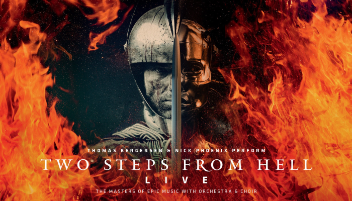 Two Steps From Hell Live Performed By Thomas Bergsen & Nick Phoenix
