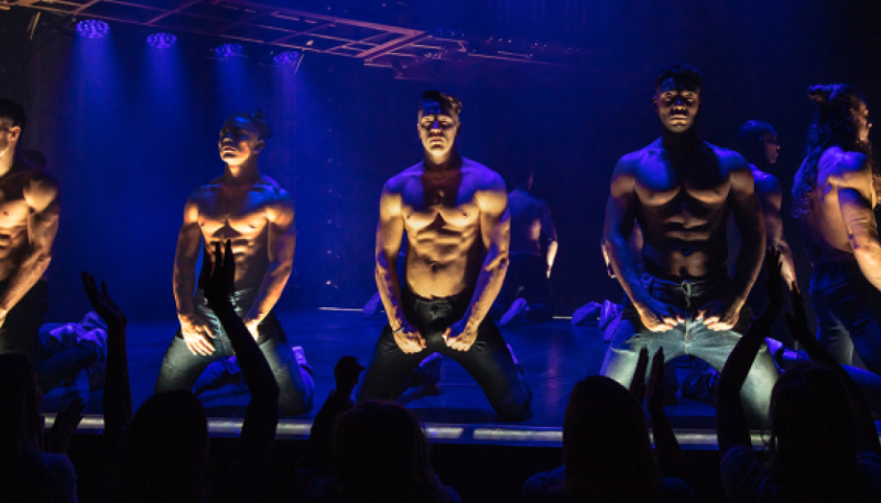Magic Mike Live confirms socially distanced West End run!
