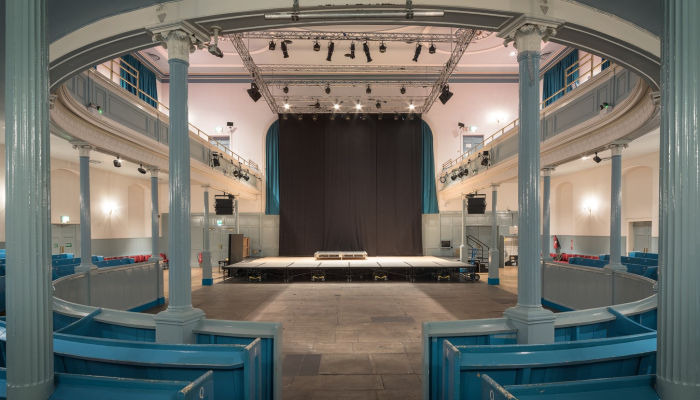Queens Hall Edinburgh
