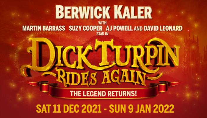 Dick Turpin Rides Again York