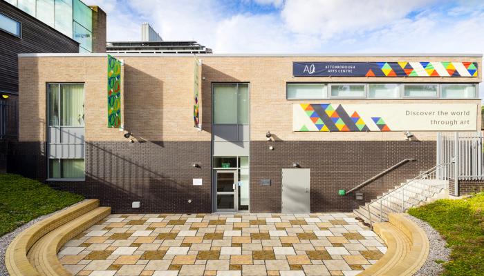 The Attenborough Arts Centre