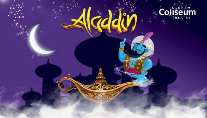 Aladdin Oldham