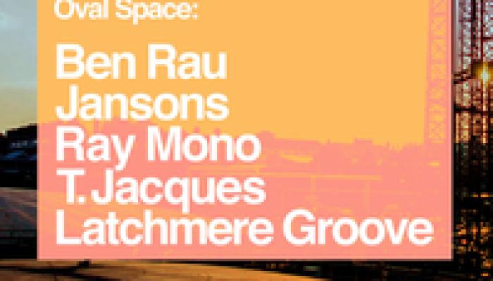 Summertime in Hackney: Ben Rau, Jansons, Ray Mono