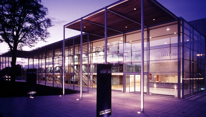 The Courtyard Centre for the Arts