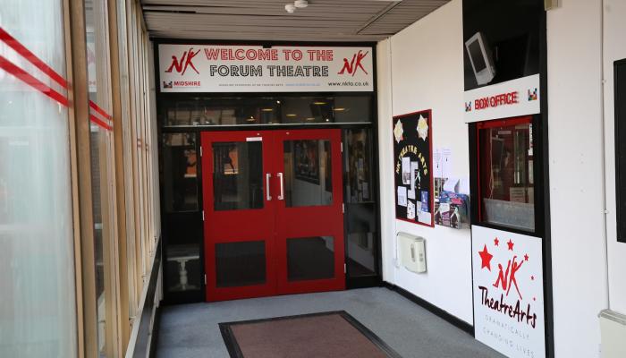 The Forum Theatre Stockport