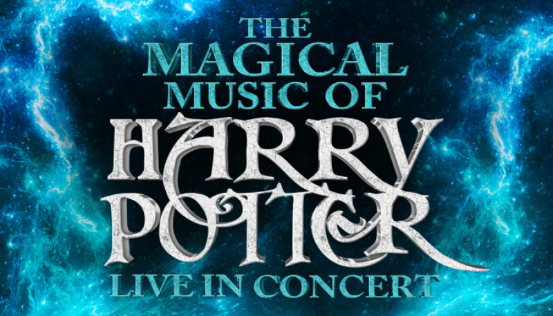 Experience the magical music of Harry Potter performed live by an orchestra