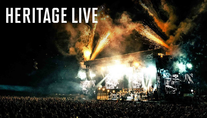 Heritage Live-Russell Watson & Royal Philharmonic Orchestra +NHS Choir