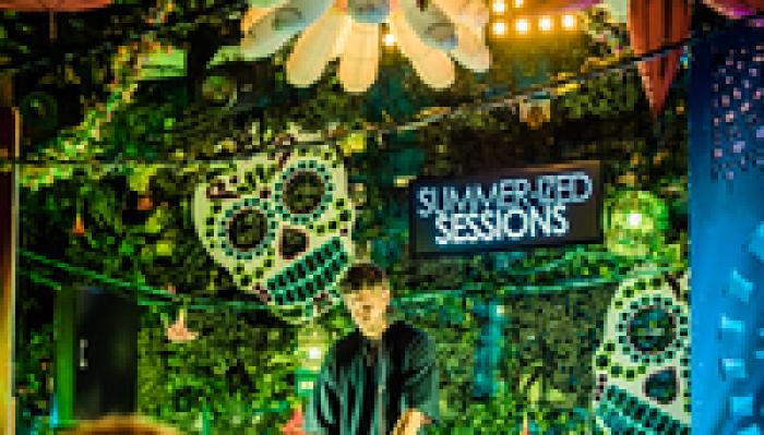 Secret Garden Rave - Manchester