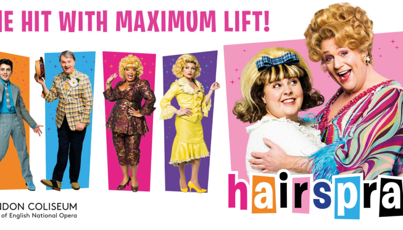 You really can't stop the beat... Hairspray announce plans for a socially distanced West End run!