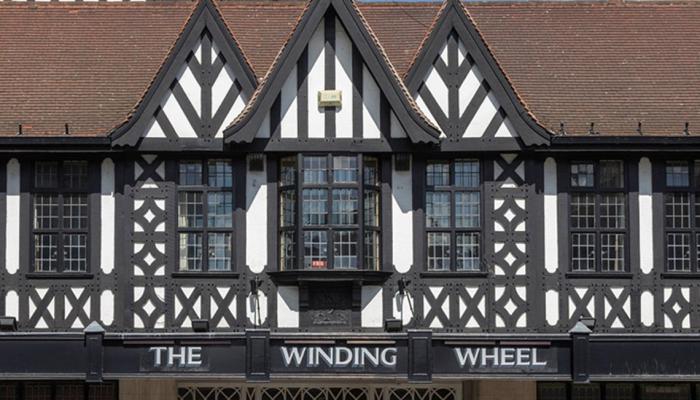 Winding Wheel