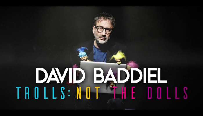 David Baddiel - Trolls Not the Dolls