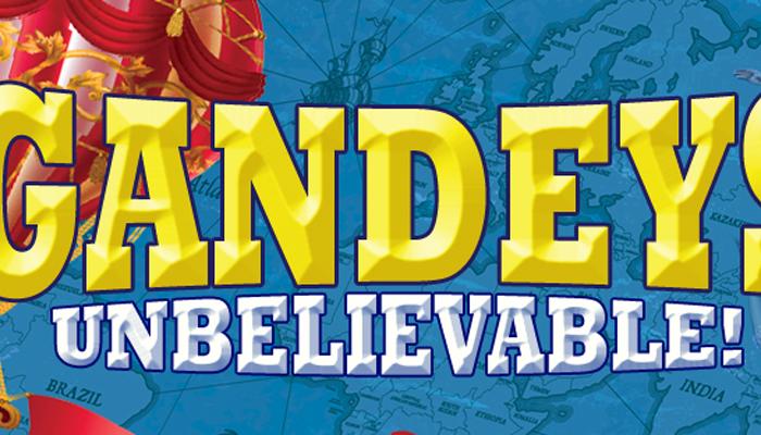 Gandeys Circus - Unbelievable Tour - Kendal