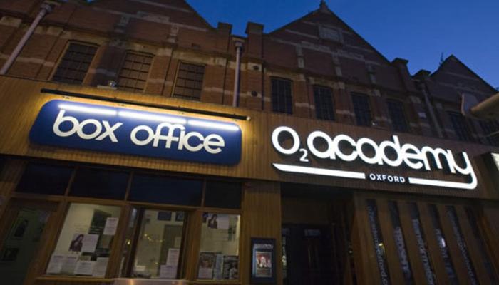 O2 Academy Oxford