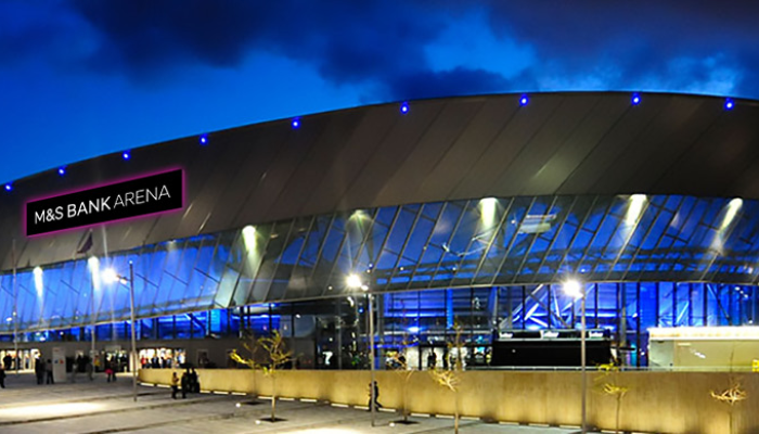 M & S Bank  Arena