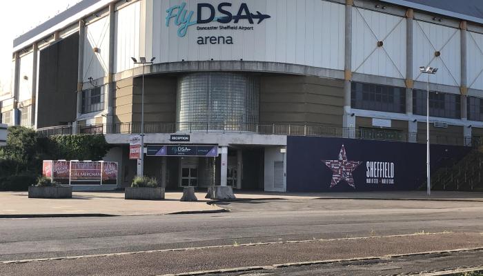 FlyDSA Arena Sheffield