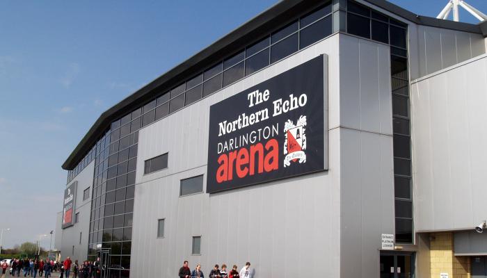 Northern Echo Arena Darlington