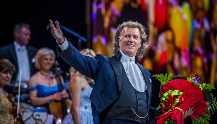 Andre Rieu and His Johann Strauss Orchestra World Tour 2022