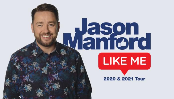 Jason Manford - Work In Progress