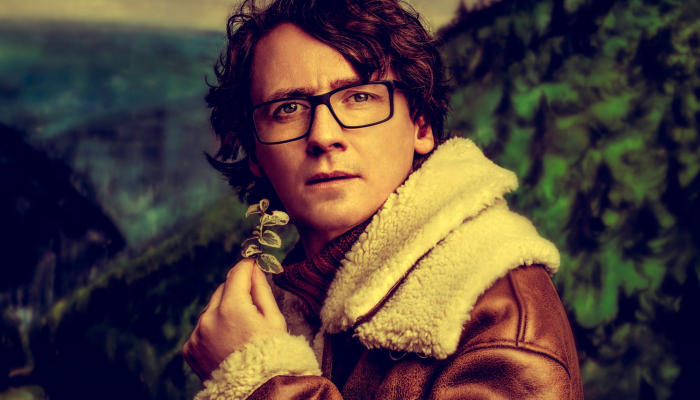Just the Tonic Comedy Club - Reading with Ed Byrne