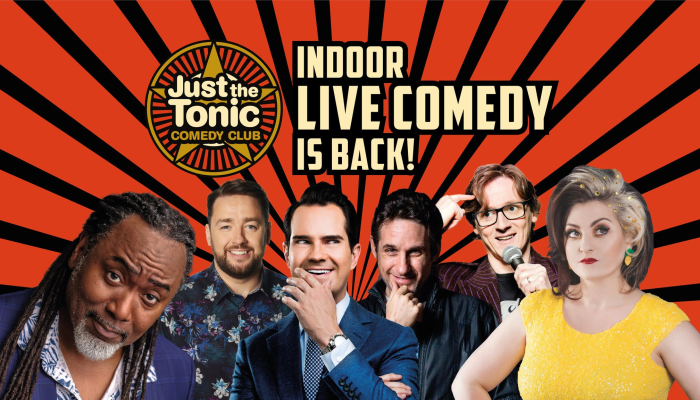 Just the Tonic Comedy - with Tom Stade