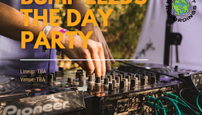 Bump Leeds - The Day Party
