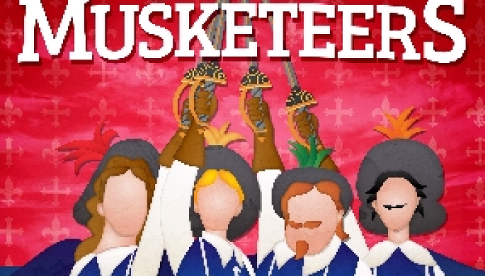 The Three Musketeers Tour UK