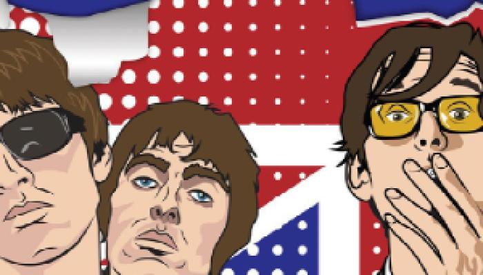 Britpop Lives Forever clubnight.