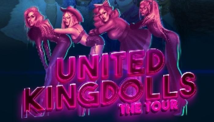 KLUB KIDS presents THE UNITED KINGDOLLS