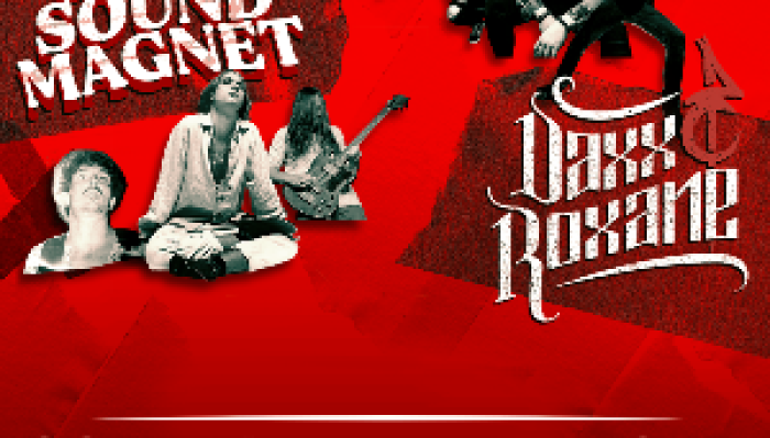 Daxx & Roxane and Dirty Sound Magnet
