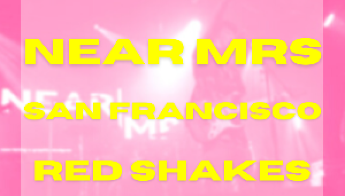 LBS #4 - Near Mrs, San Francisco, Red Shakes