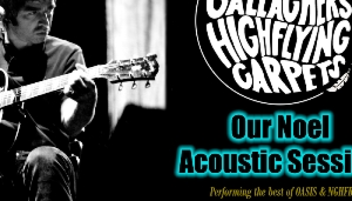 OASIS & Noel Gallagher Tribute Show Peterborough