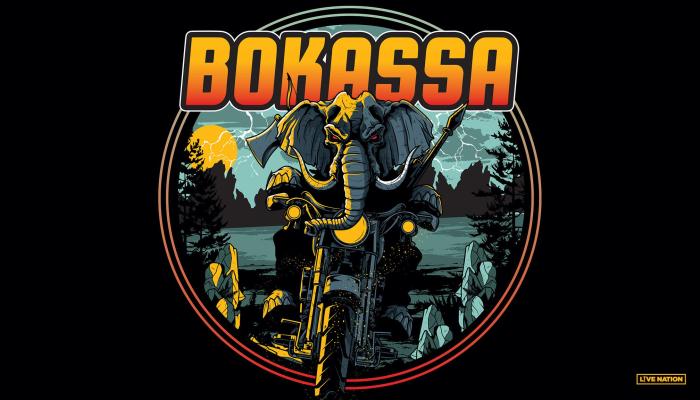Bokassa Plus Florence Black
