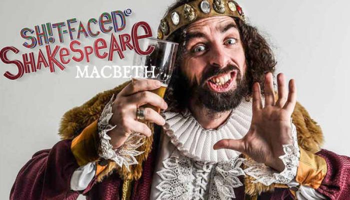 Sh!t-faced Shakespeare®: Macbeth