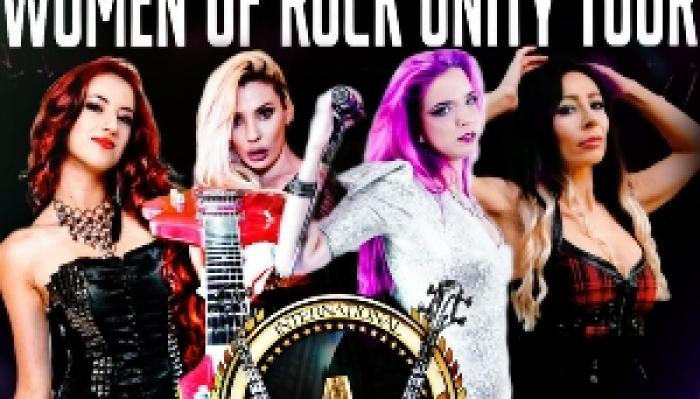 WOMEN OF ROCK UNITY TOUR