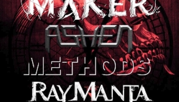 Entity of Maker + Ashen, Methods & Ray Manta