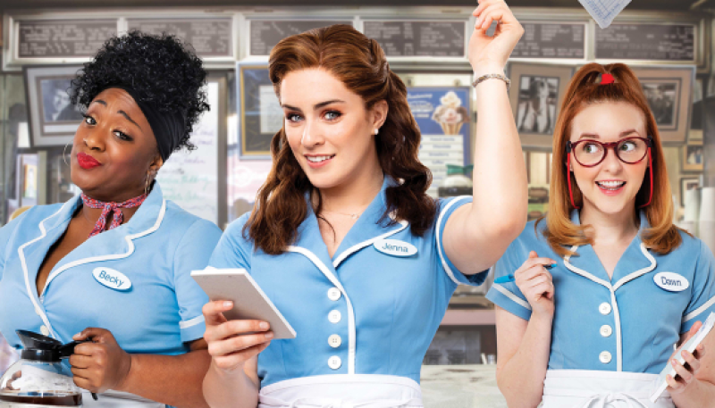 New Cast for the Waitress Tour Announced