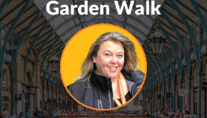 Victorian Covent Garden Walk