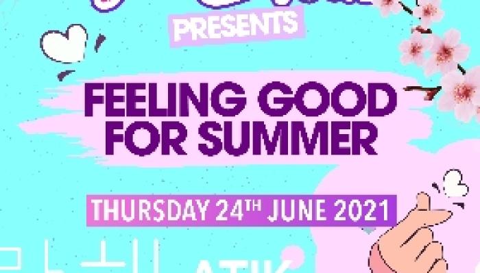 The K-POP 'Feeling Good For Summer' Tour   Oxford
